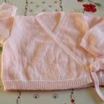photo tricot modèles tricots bébé gratuits bergère de france 16