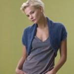 photo tricot modèles tricots bébé gratuits bergère de france 9