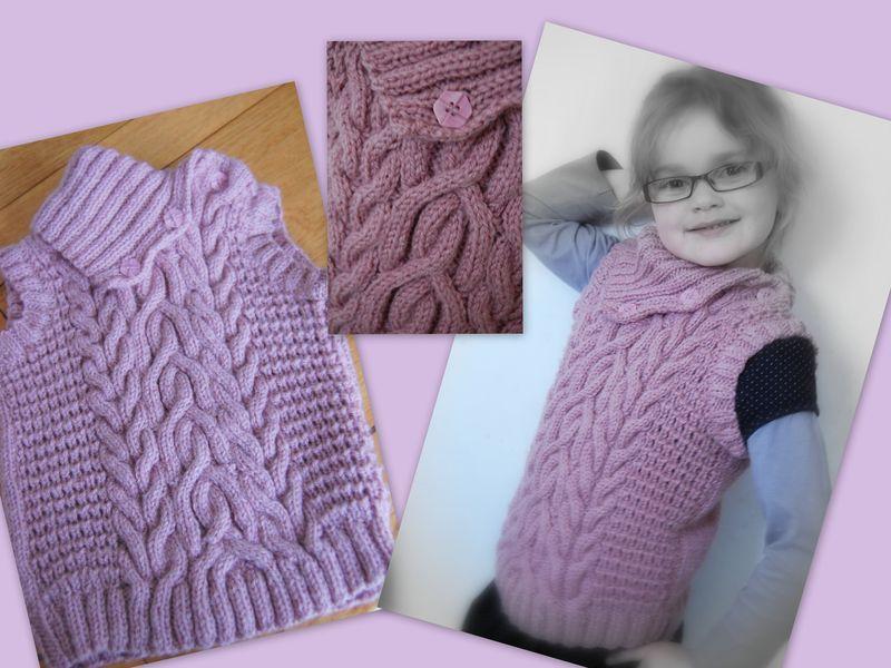 photo tricot modèles tricots phildar 9