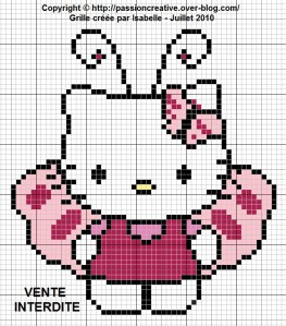 photo tricot model tricot hello kitty free 10