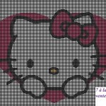 photo tricot model tricot hello kitty free 14