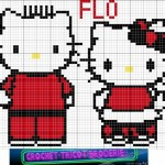 photo tricot model tricot hello kitty free 17