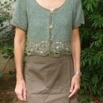 photo tricot modele bolero tricot gratuit bergere de france 18