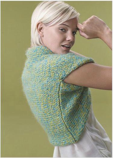 Photo tricot modele bolero tricot gratuit bergere de france for Bergere de france miroir