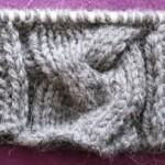 photo tricot modele de tricot en torsade 4
