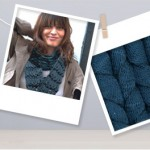 photo tricot modele echarpe tricot gratuit phildar