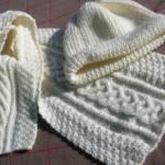 photo tricot modele gratuit tricot echarpe torsade 11