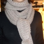 photo tricot modele gratuit tricot echarpe torsade 13