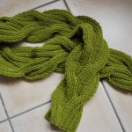 photo tricot modele gratuit tricot echarpe torsade 15