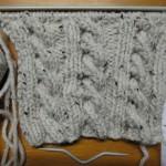 photo tricot modele gratuit tricot echarpe torsade 16