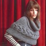 photo tricot modele gratuit tricot echarpe torsade 17