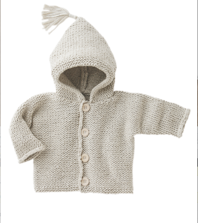 modele tricot gilet layette