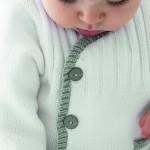 photo tricot modele gratuit tricot layette gilet 4