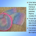 photo tricot modele pour tricotin circulaire 6