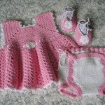 photo tricot modele tricot bebe au crochet