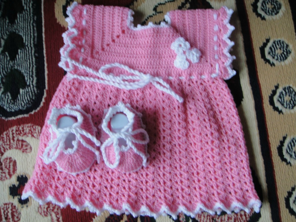 photo tricot modele tricot bebe au crochet 3