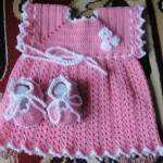 photo tricot modele tricot bebe au crochet 3