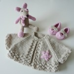 photo tricot modele tricot bebe bergere de france 14