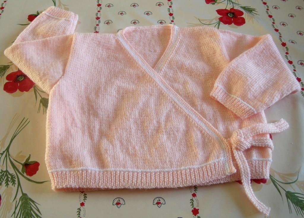 photo tricot modele tricot bebe bergere de france gratuit 11