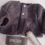 photo tricot modele tricot bebe gratuit bergere france 18