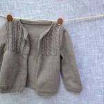 photo tricot modele tricot bebe gratuit bergere france 9