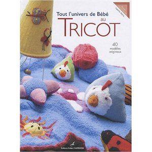 photo tricot modele tricot bebe original 3