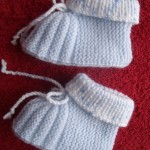 photo tricot modele tricot bebe original 6