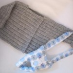 photo tricot modele tricot bebe simple 14
