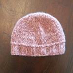 photo tricot modele tricot bonnet bébé 6 mois 10