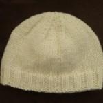 photo tricot modele tricot bonnet bébé 6 mois 12