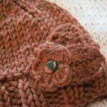 photo tricot modele tricot bonnet bébé 6 mois 15