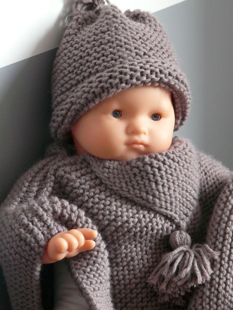 modele tricot bebe 6 mois