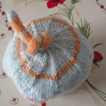 photo tricot modele tricot bonnet bébé 6 mois 17