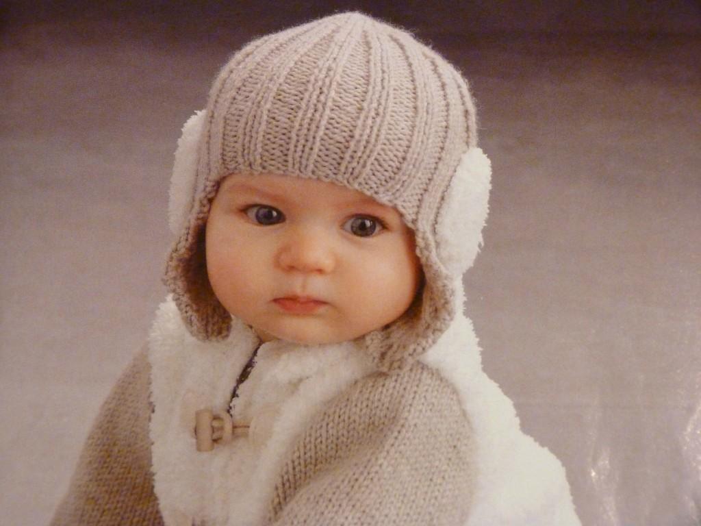 photo tricot modele tricot bonnet bebe fille 15 4f002317a5a