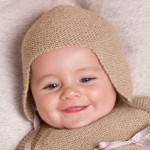 photo tricot modele tricot bonnet bebe fille 18