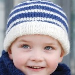 photo tricot modele tricot bonnet bebe fille 7