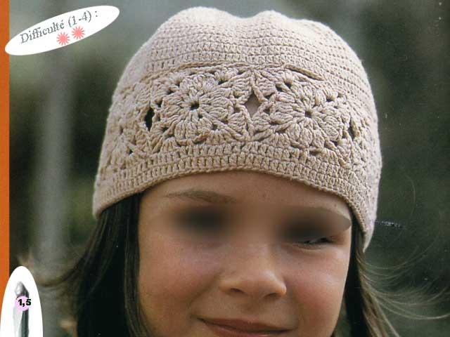 photo tricot modele tricot bonnet bebe fille 9 53d4fce1d85
