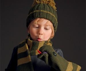photo tricot modele tricot bonnet fille 2 ans 18