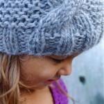 photo tricot modele tricot bonnet fille 2 ans 2