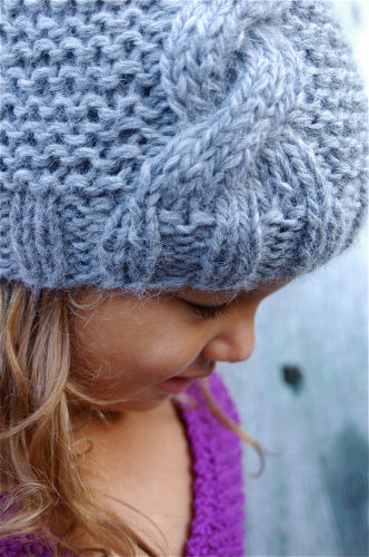 photo tricot modele tricot bonnet fille 2 ans 2 36a6f575260