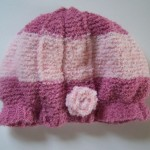 photo tricot modele tricot bonnet fille 2 ans 5