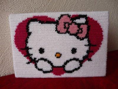 Photo tricot modele tricot bonnet hello kitty 15 - Modele hello kitty ...