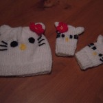photo tricot modele tricot bonnet hello kitty 9