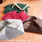 photo tricot modele tricot chausson adulte facile 7