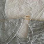 photo tricot modele tricot debutant layette 17