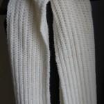 photo tricot modele tricot echarpe femme 13