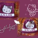 photo tricot modele tricot echarpe hello kitty 13