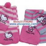 photo tricot modele tricot echarpe hello kitty 8