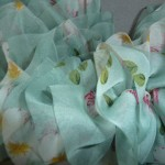 photo tricot modele tricot echarpe katia 16