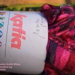 photo tricot modele tricot echarpe laine katia 7